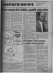 Daily Eastern News: October 01, 1976 by Eastern Illinois University