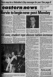 Daily Eastern News: February 14, 1977 by Eastern Illinois University