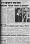 Daily Eastern News: February 23, 1977 by Eastern Illinois University