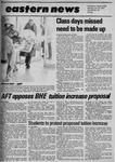 Daily Eastern News: January 24, 1977