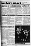 Daily Eastern News: March 11, 1977 by Eastern Illinois University