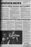 Daily Eastern News: March 14, 1977
