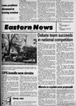 Daily Eastern News: October 25, 1977 by Eastern Illinois University