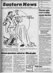 Daily Eastern News: October 28, 1977 by Eastern Illinois University