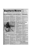 Daily Eastern News: April 05, 1978 by Eastern Illinois University