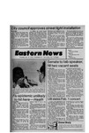 Daily Eastern News: January 12, 1978 by Eastern Illinois University