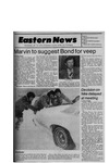 Daily Eastern News: January 18, 1978 by Eastern Illinois University