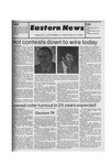 Daily Eastern News: November 07, 1978 by Eastern Illinois University
