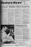 Daily Eastern News: September 15, 1978