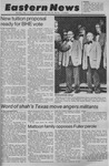 Daily Eastern News: December 03, 1979 by Eastern Illinois University