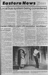 Daily Eastern News: December 06, 1979 by Eastern Illinois University