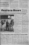 Daily Eastern News: December 10, 1979 by Eastern Illinois University