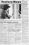 Daily Eastern News: December 11, 1979 by Eastern Illinois University