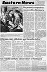 Daily Eastern News: December 14, 1979 by Eastern Illinois University