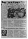 Daily Eastern News: February 09, 1979 by Eastern Illinois University