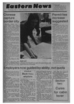 Daily Eastern News: February 21, 1979