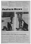 Daily Eastern News: January 23, 1979 by Eastern Illinois University