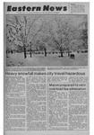 Daily Eastern News: January 25, 1979 by Eastern Illinois University