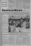 Daily Eastern News: June 20, 1979 by Eastern Illinois University