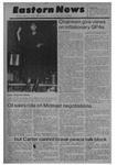 Daily Eastern News: March 05, 1979 by Eastern Illinois University