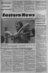 Daily Eastern News: March 09, 1979 by Eastern Illinois University