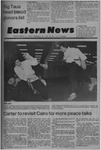 Daily Eastern News: March 13, 1979 by Eastern Illinois University
