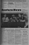 Daily Eastern News: March 16, 1979