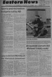 Daily Eastern News: March 19, 1979 by Eastern Illinois University