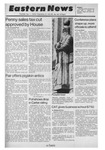 Daily Eastern News: November 01, 1979 by Eastern Illinois University