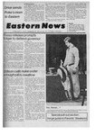 Daily Eastern News: November 02, 1979 by Eastern Illinois University