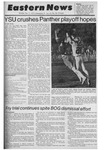 Daily Eastern News: November 05, 1979 by Eastern Illinois University