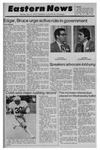 Daily Eastern News: November 12, 1979 by Eastern Illinois University