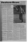 Daily Eastern News: November 20, 1979 by Eastern Illinois University