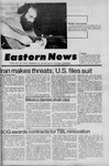 Daily Eastern News: November 30, 1979 by Eastern Illinois University