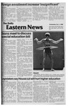 Daily Eastern News: October 01, 1980 by Eastern Illinois University
