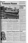 Daily Eastern News: October 06, 1980 by Eastern Illinois University