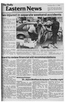 Daily Eastern News: October 07, 1980 by Eastern Illinois University