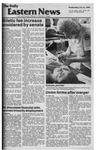 Daily Eastern News: October 08, 1980 by Eastern Illinois University