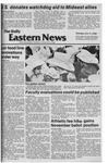 Daily Eastern News: October 09, 1980 by Eastern Illinois University