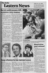 Daily Eastern News: October 10, 1980 by Eastern Illinois University