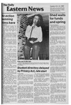 Daily Eastern News: October 14, 1980 by Eastern Illinois University