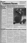 Daily Eastern News: October 15, 1980 by Eastern Illinois University
