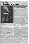 Daily Eastern News: October 22, 1980 by Eastern Illinois University