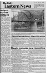 Daily Eastern News: October 23, 1980 by Eastern Illinois University