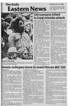 Daily Eastern News: October 27, 1980 by Eastern Illinois University