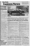 Daily Eastern News: October 28, 1980 by Eastern Illinois University