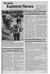 Daily Eastern News: October 29, 1980 by Eastern Illinois University