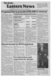 Daily Eastern News: October 30, 1980