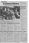 Daily Eastern News: October 31, 1980 by Eastern Illinois University