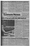 Daily Eastern News: September 03, 1980 by Eastern Illinois University